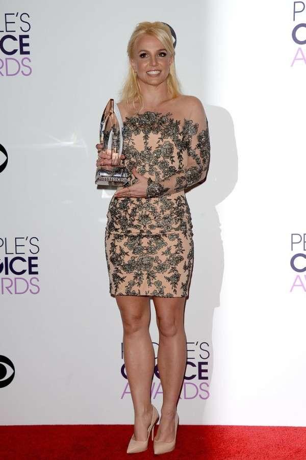 Britney Spears dimagrita