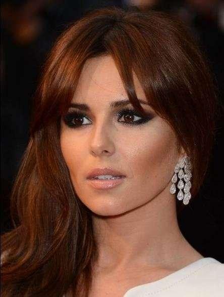Cheryl Cole make up