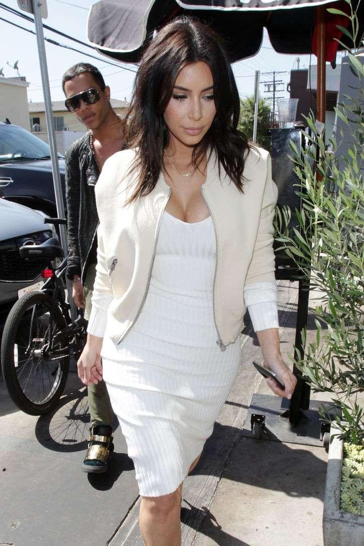 Kim Kardashian 2014 dimagrita