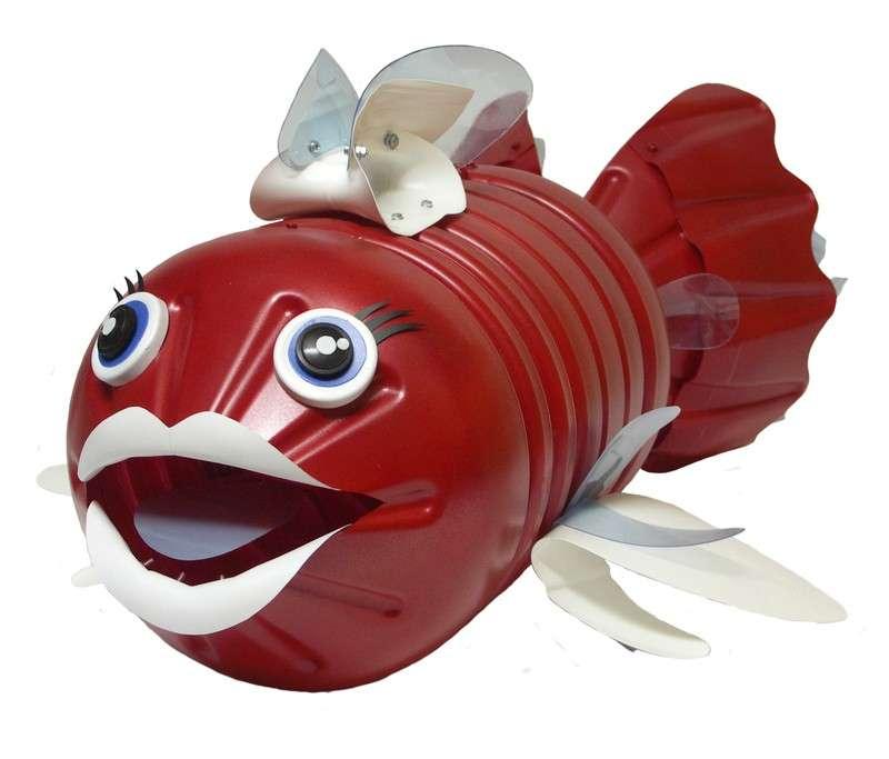 Pesce fai da te