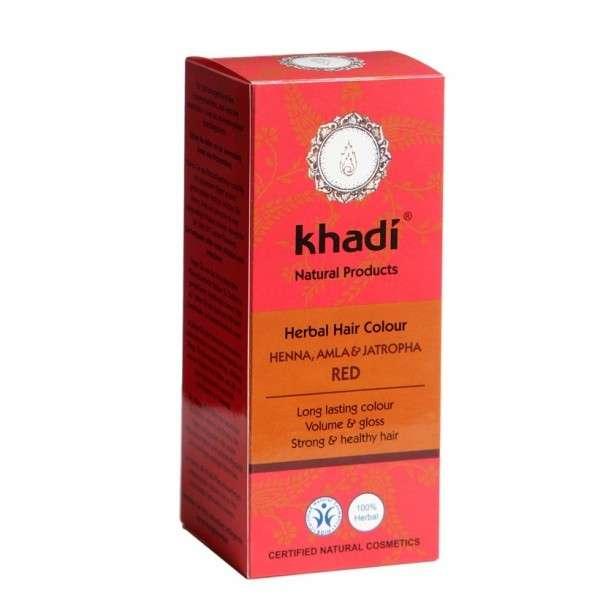 Tinta vegetale Khadi