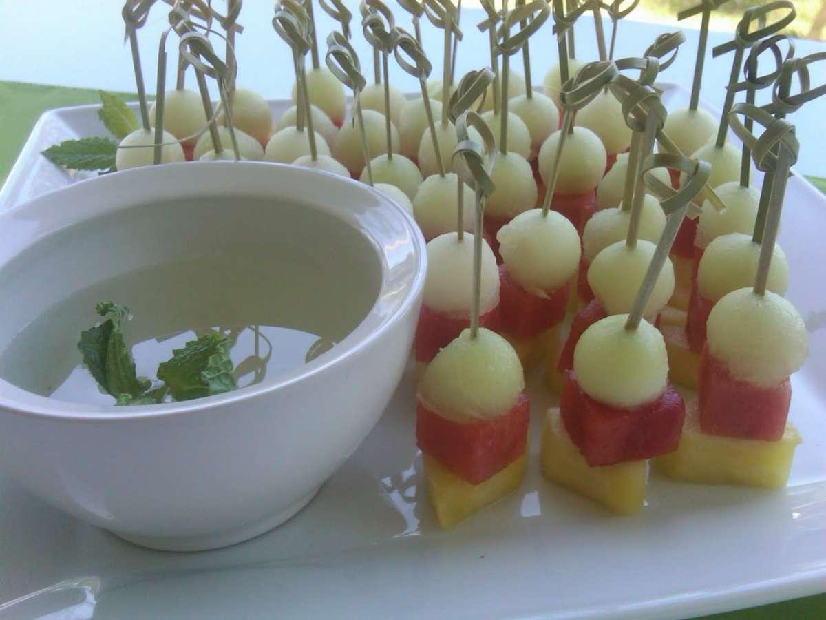 Ananas e anguria