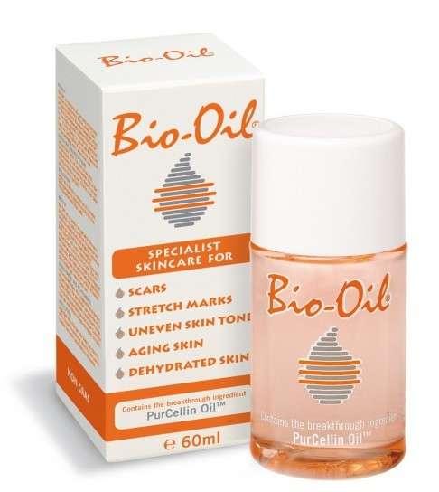 Bio Oil rende elastica la pelle