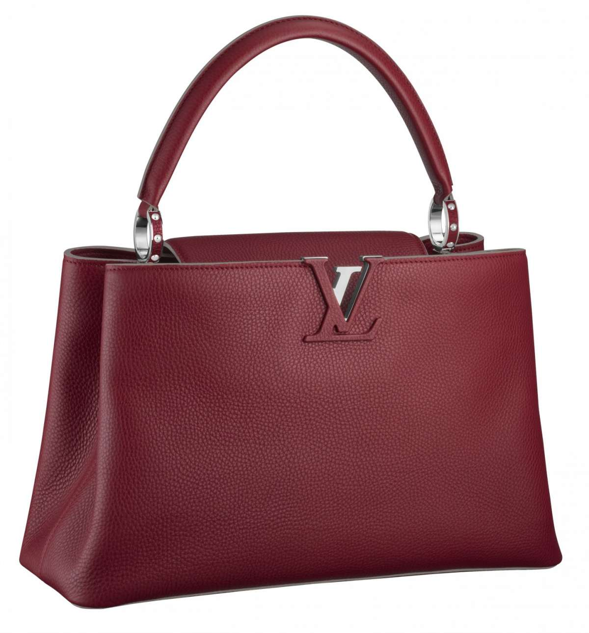 Handbag bordeaux