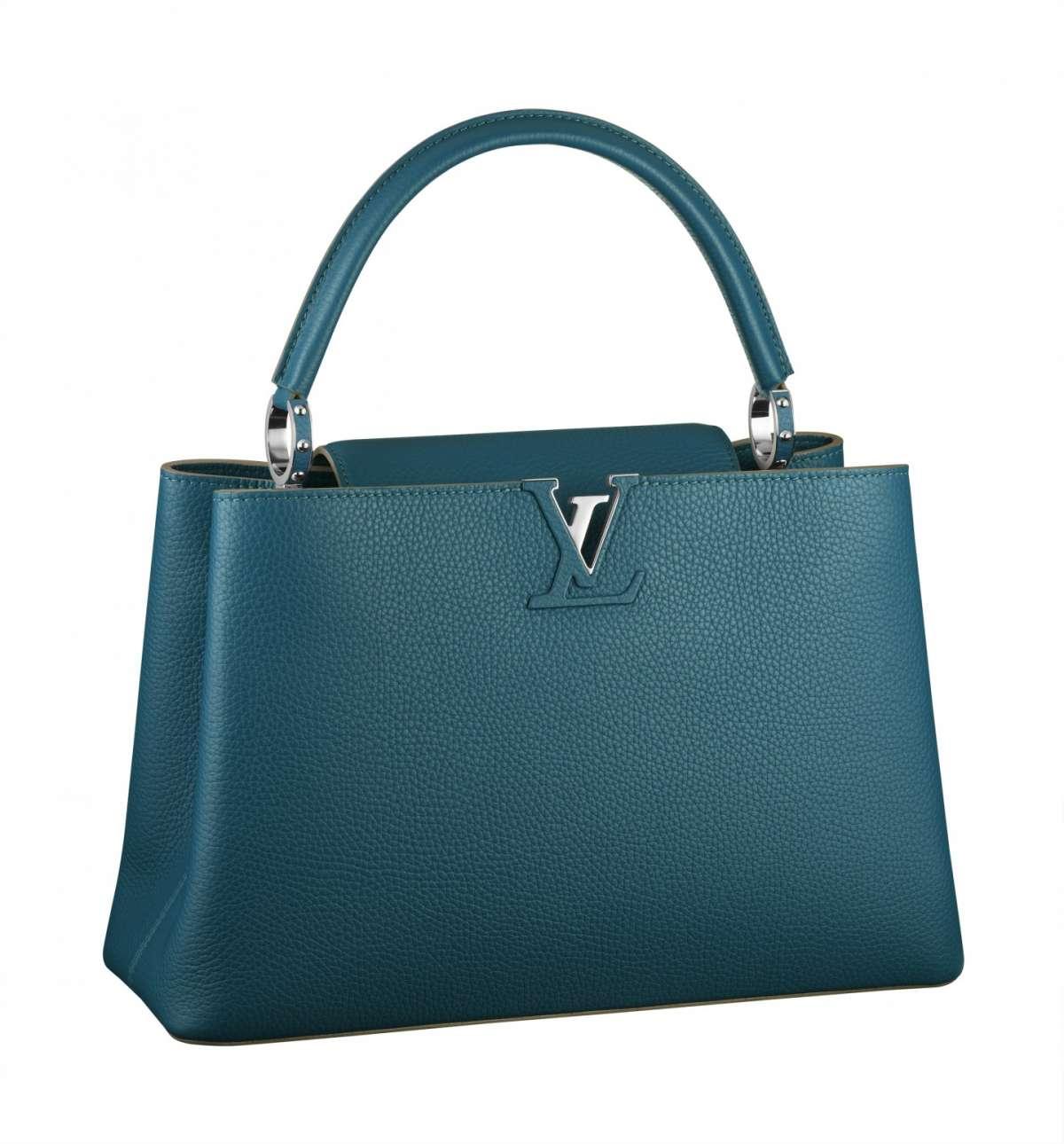 Handbag verde