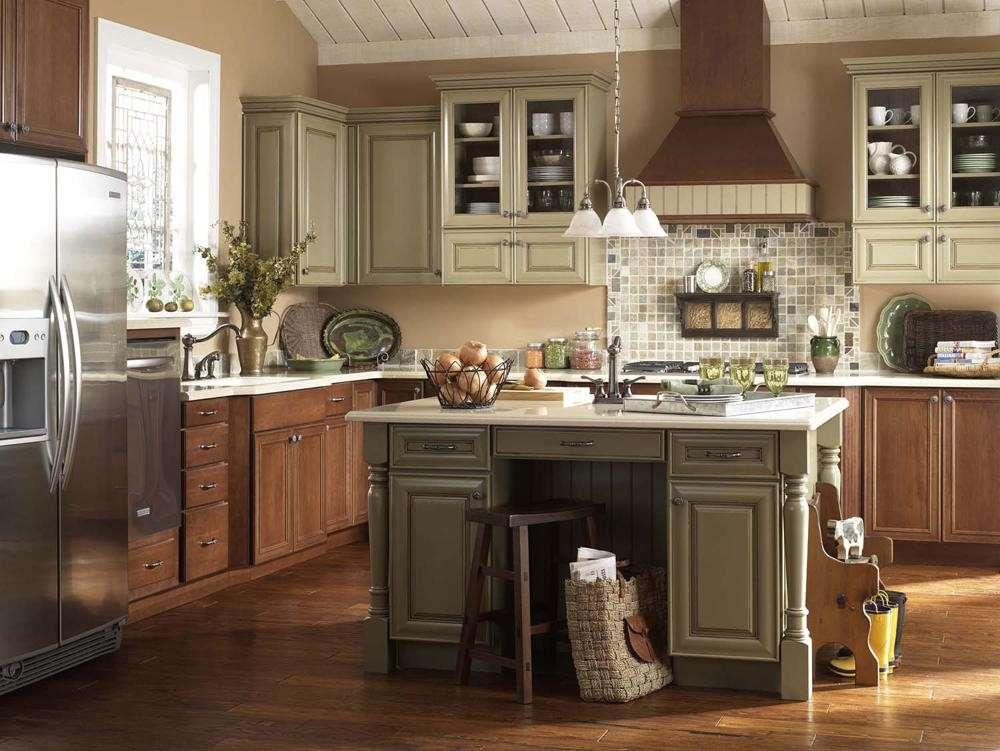 Opzioni per la cucina in muratura