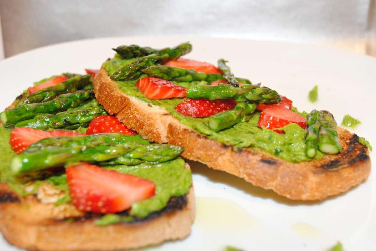 Ricetta con asparagi