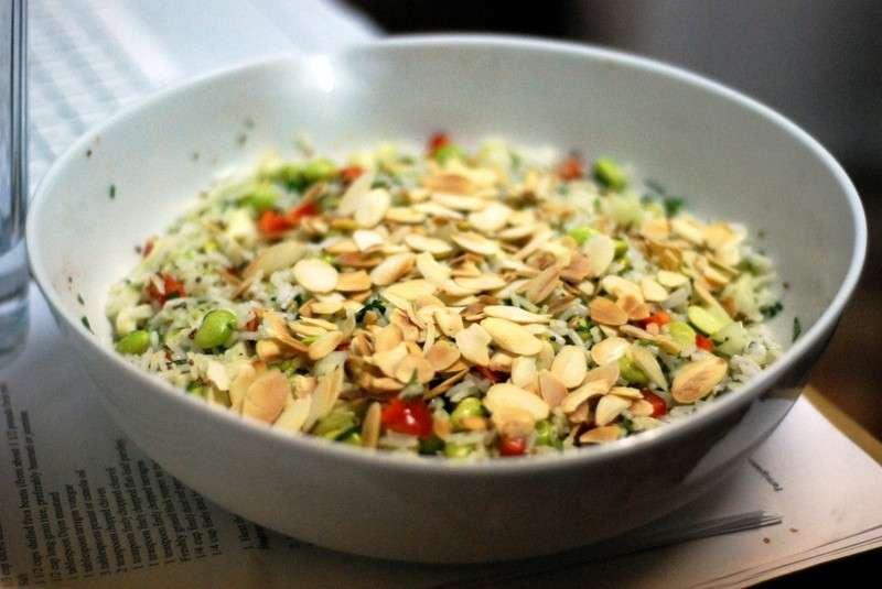 Variante insalata di riso
