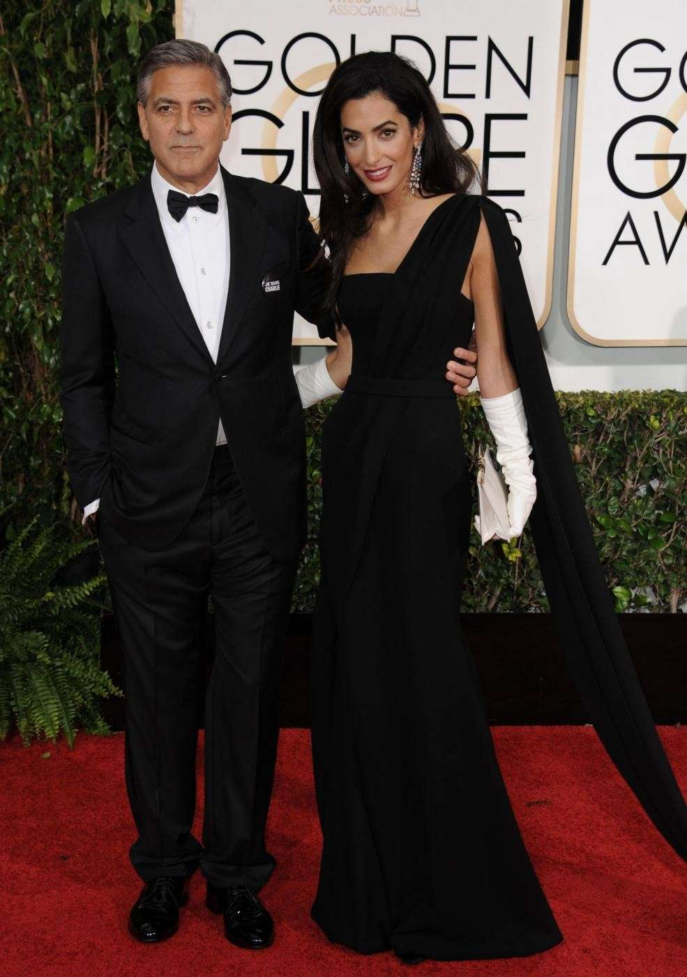 I due innamorati vip ai Golden Globe 2015