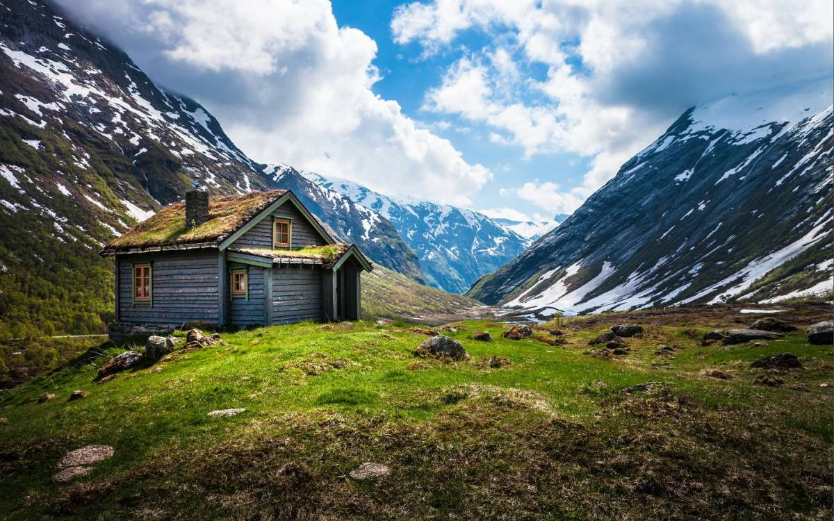 Paesaggi di montagna più belli al mondo
