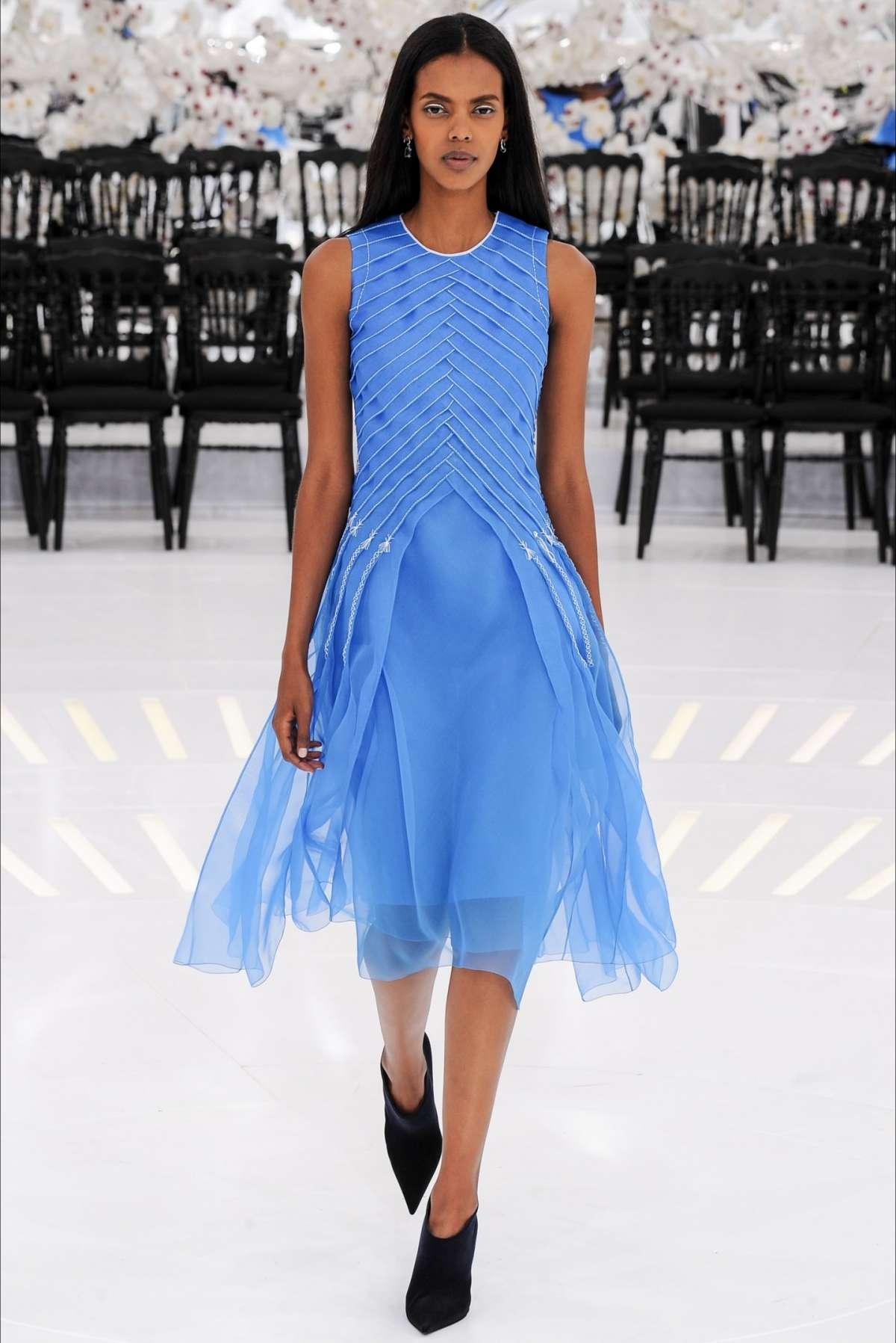 Abito Christian Dior haute couture