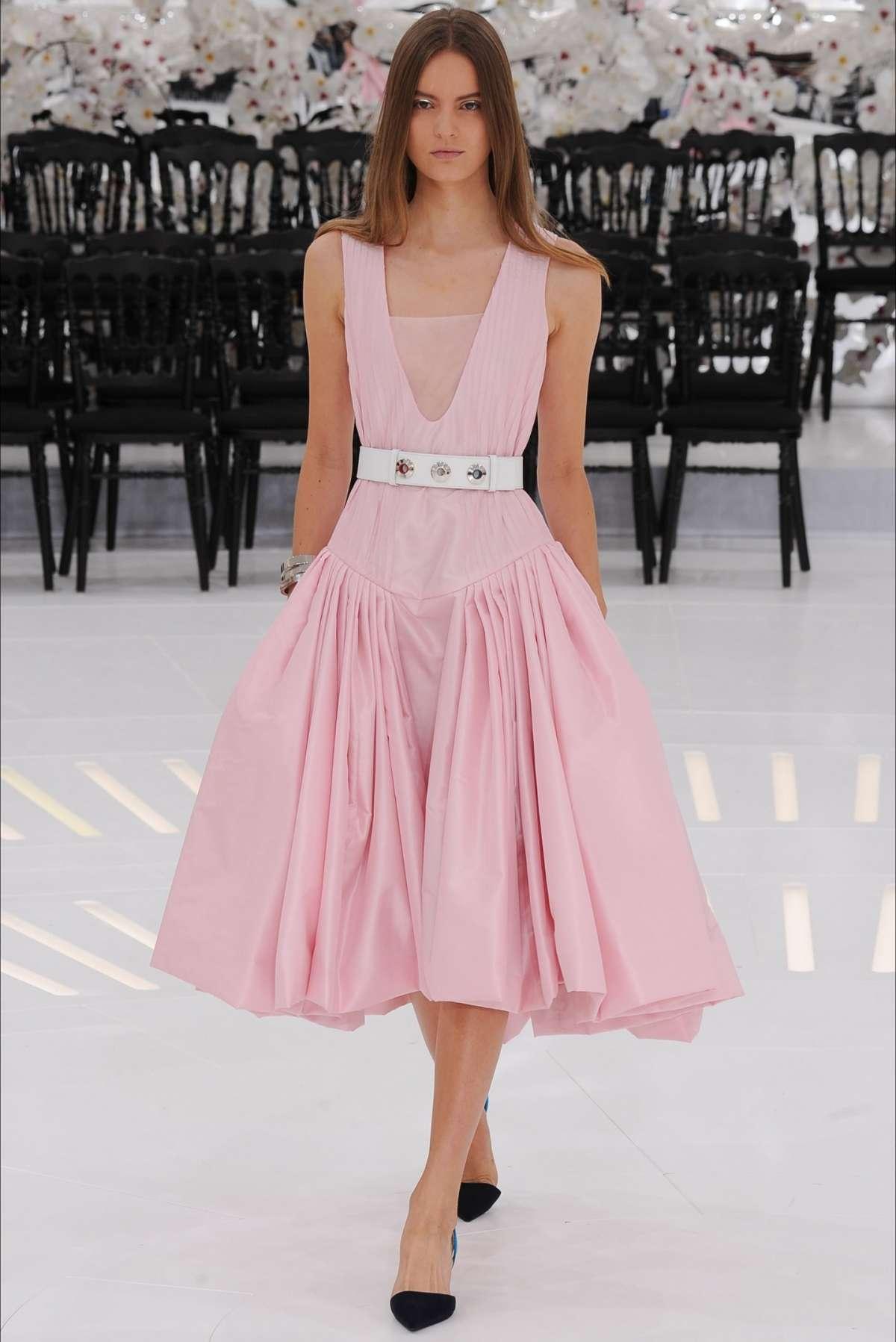 Abito haute couture Christian Dior