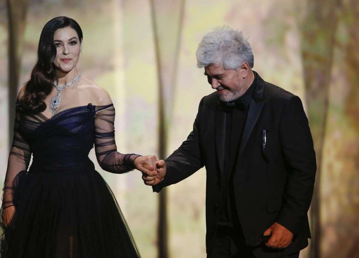 Monica Bellucci a Cannes 2017