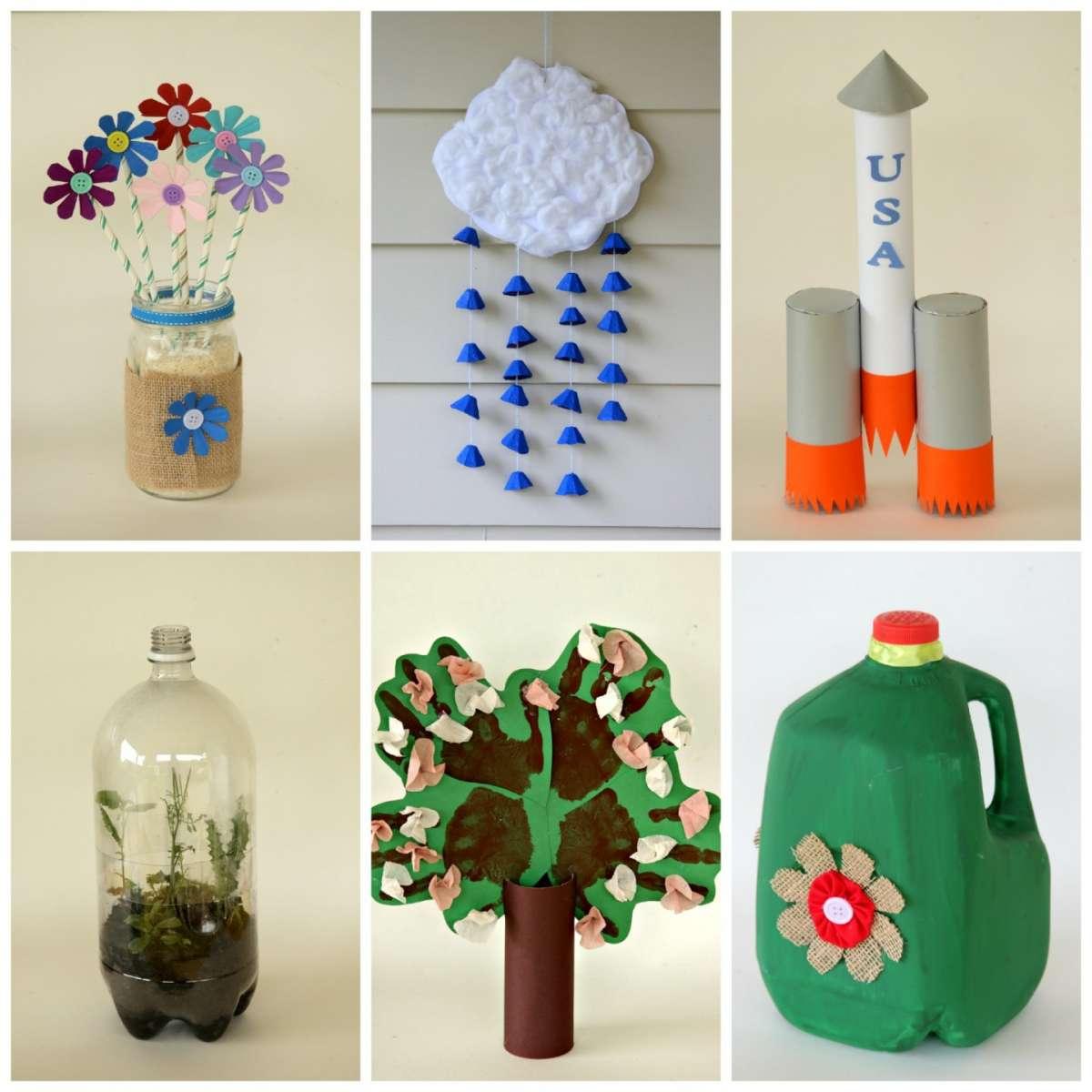 Riciclo creativo dei flaconi: idee creative