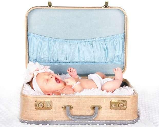La valigia per il parto