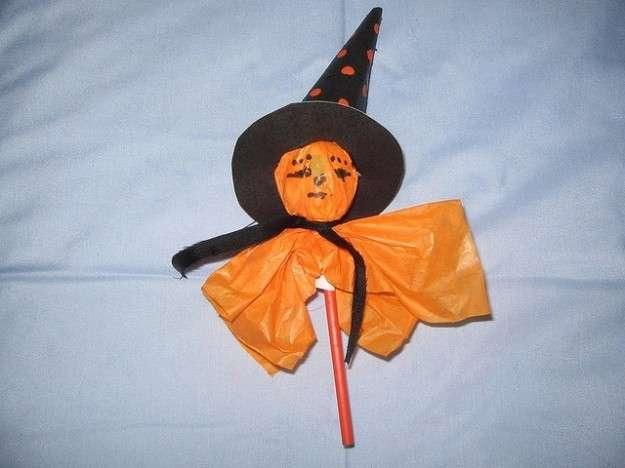 Strega per Halloween