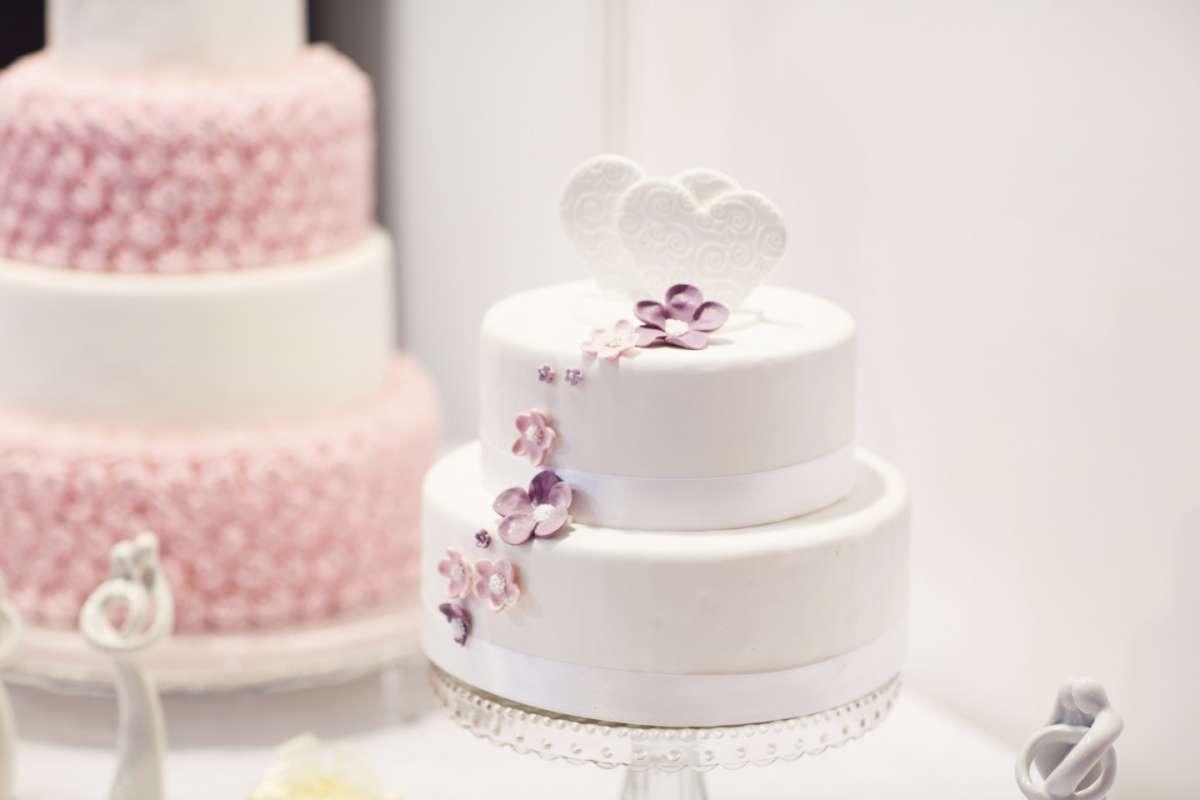 Torte finte per matrimonio