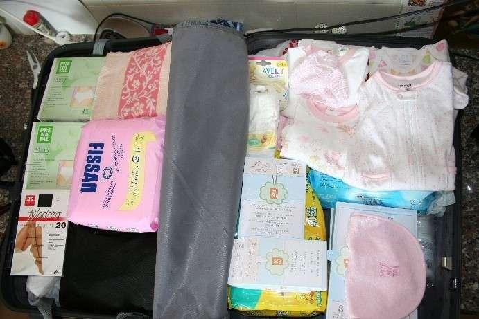 Tutto il necessario in valigia