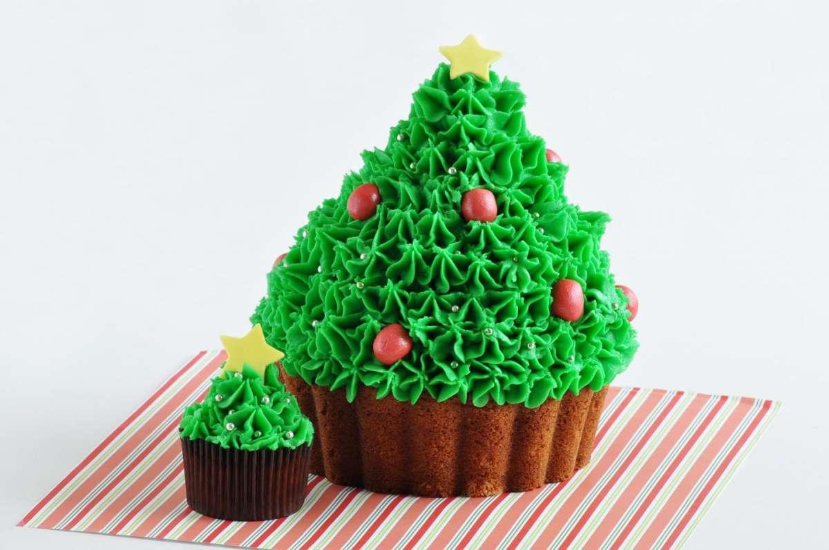 Alberello cupcake