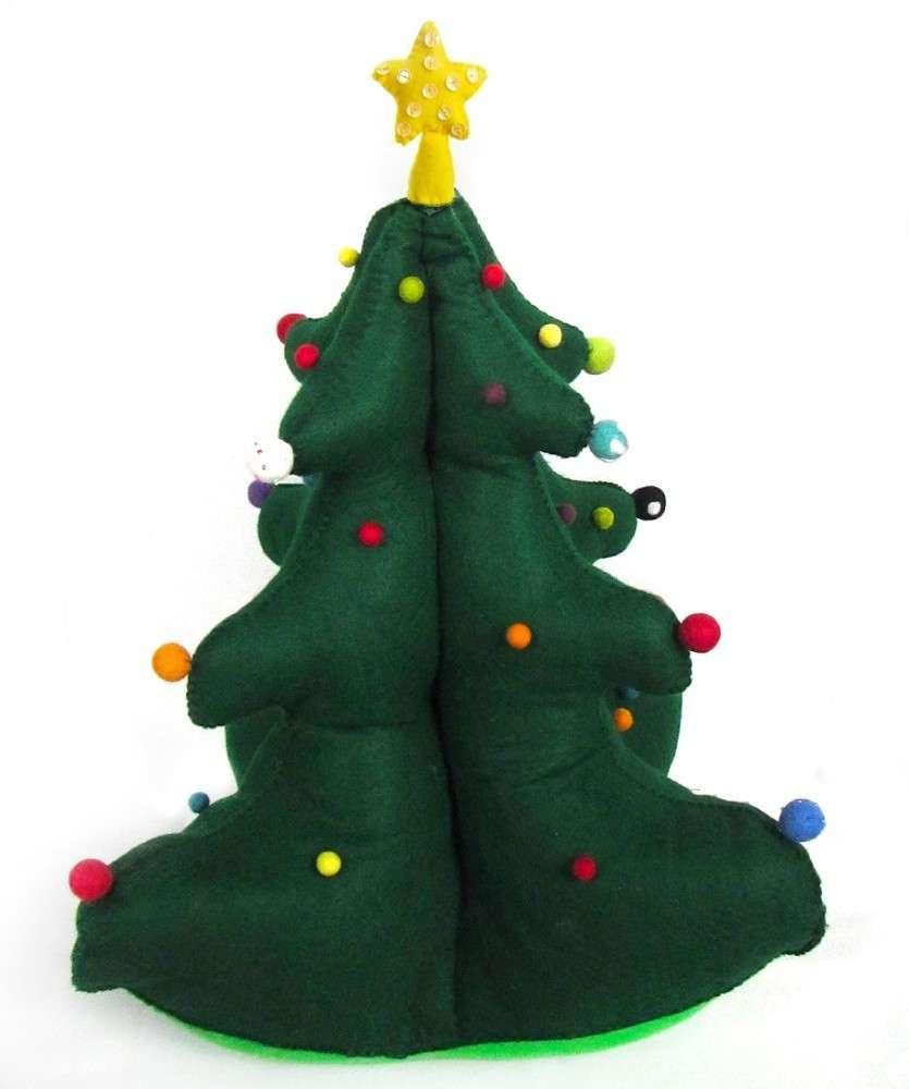 Alberello di Natale in pannolenci