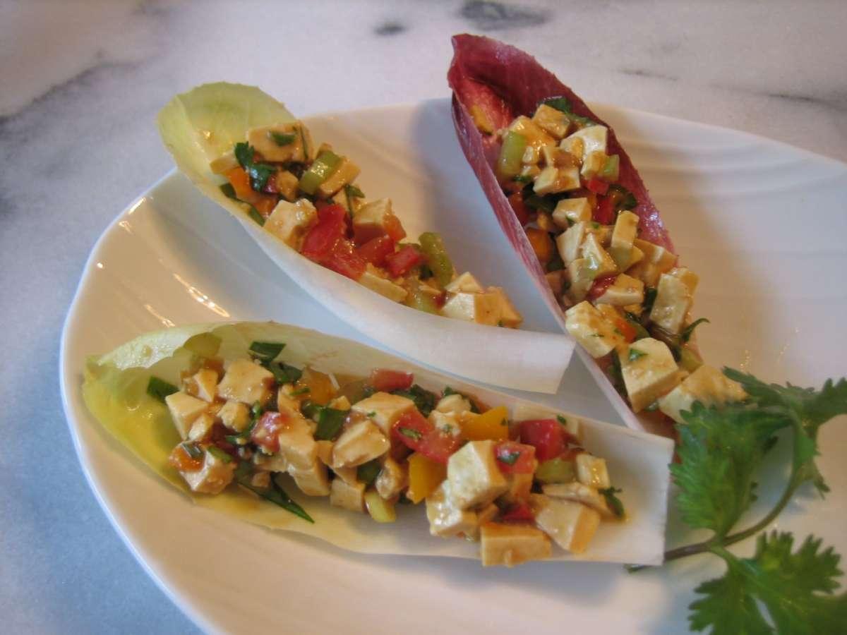 Barchette di verdure
