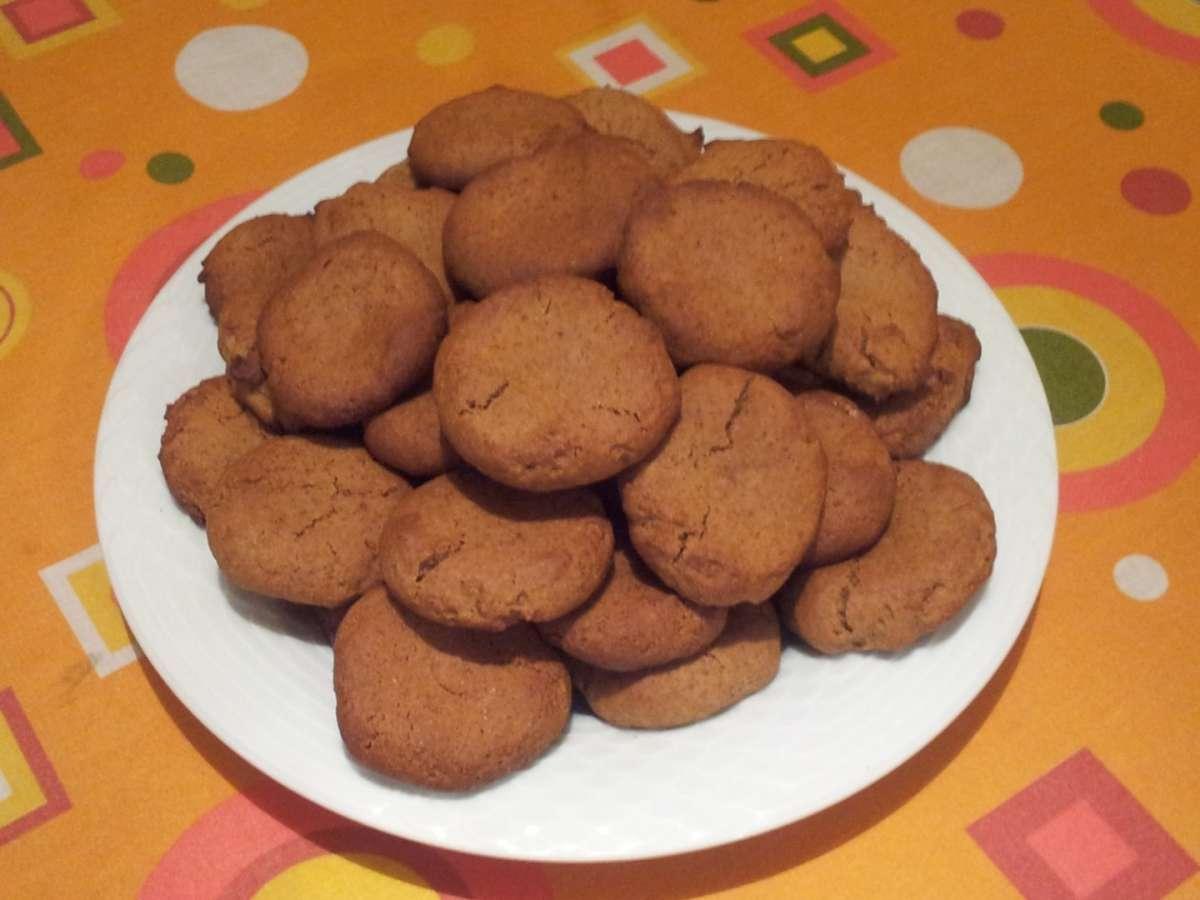 Biscotti di grano e riso