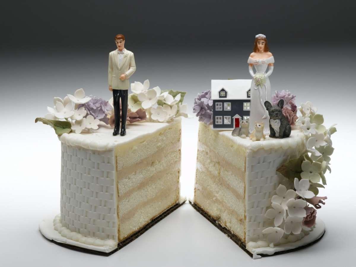 Dolce per il divorzio