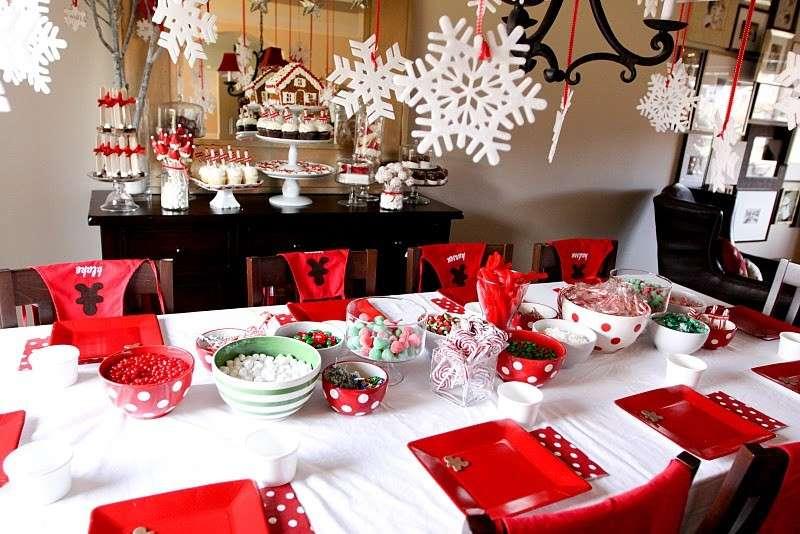 La giusta atmosfera natalizia