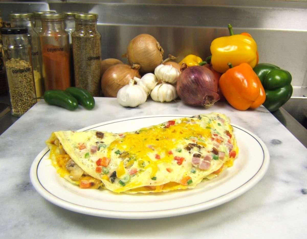 Omelette base
