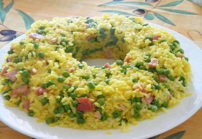 Ricetta ciambella di riso