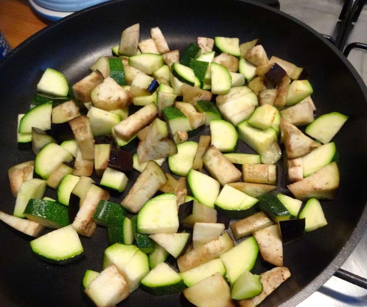 Ripieno di verdure
