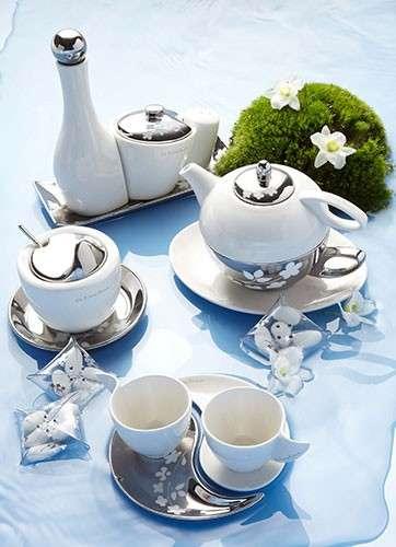Set da tè Claraluna