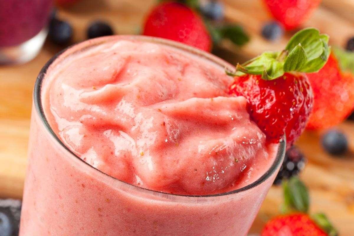 Smoothies allo yogurt