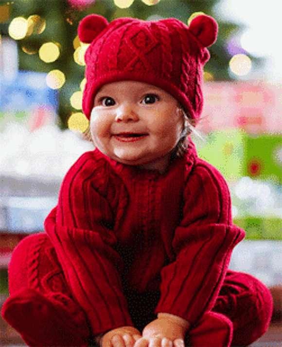 Abitino natalizio