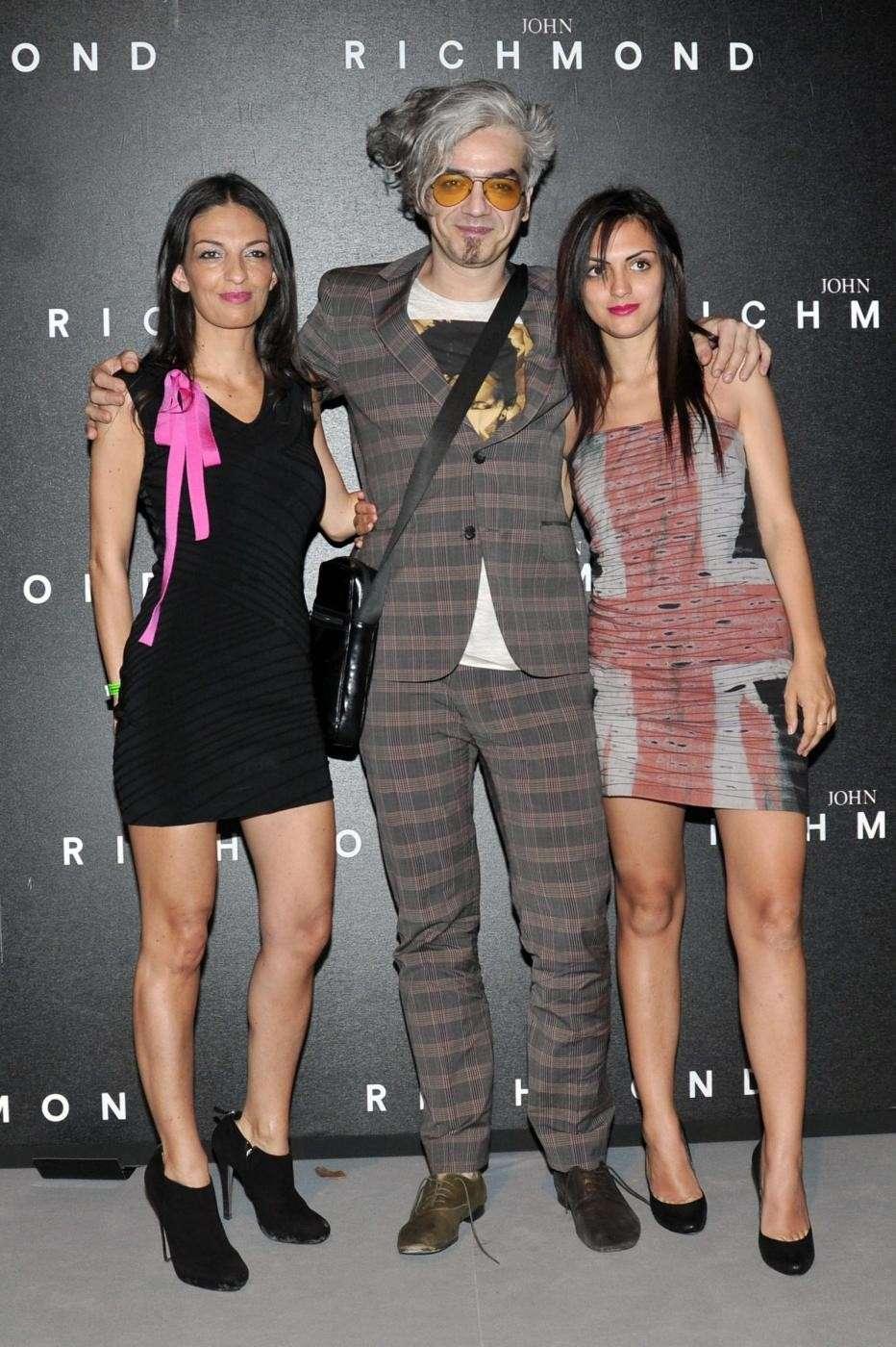 Alessandra Moschillo, Morgan e Jessica