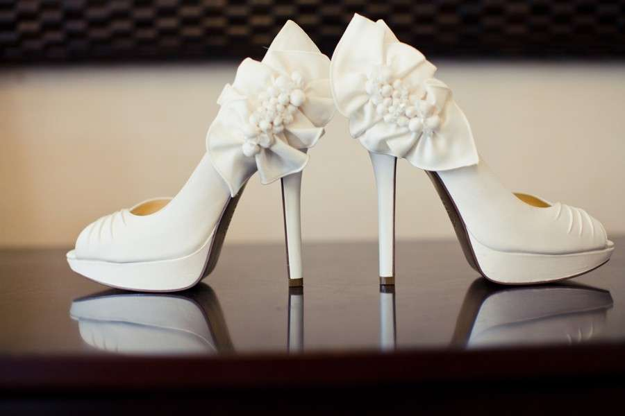 Scarpe Sposa Fiocco.Scarpe Da Sposa Invernali