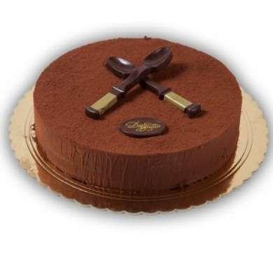 Torta gianduia piemonte