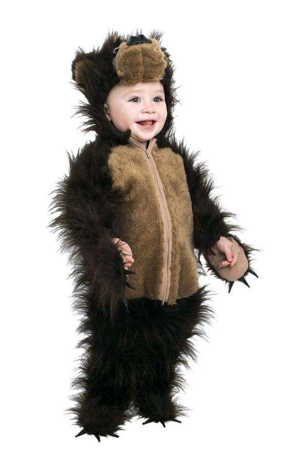 Costume da orso