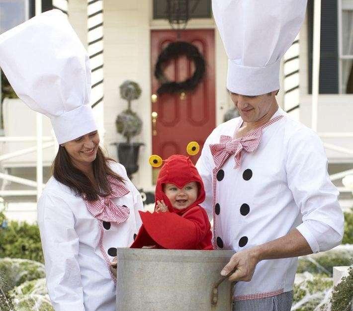 Costumi culinari per la famiglia