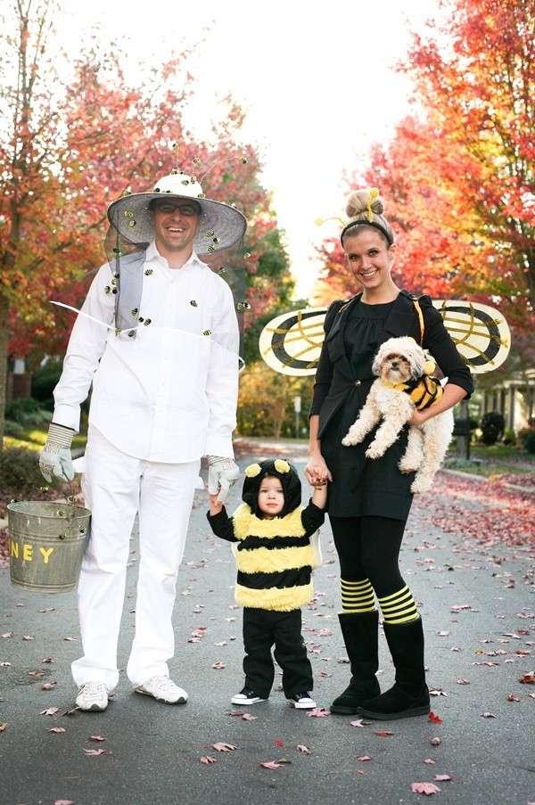 Costumi da api
