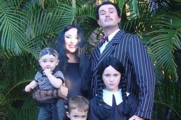 Costumi da Famiglia Addams