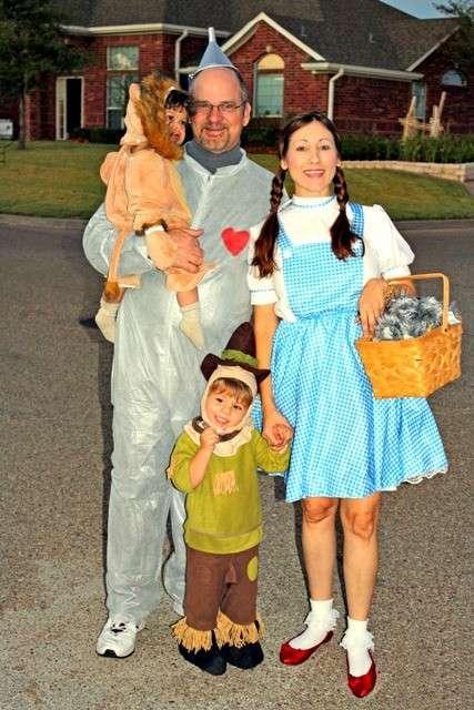 Costumi da Mago di Oz