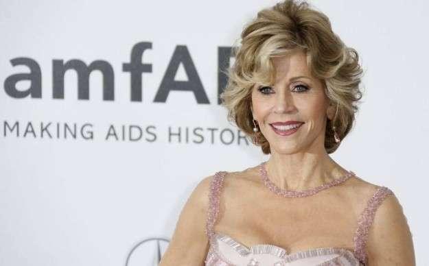 Orecchini Chopard per Jane Fonda