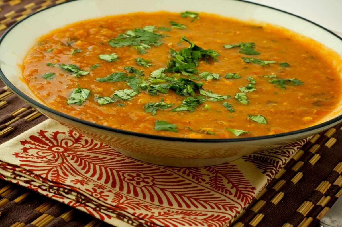 Zuppa di lenticchie marocchina