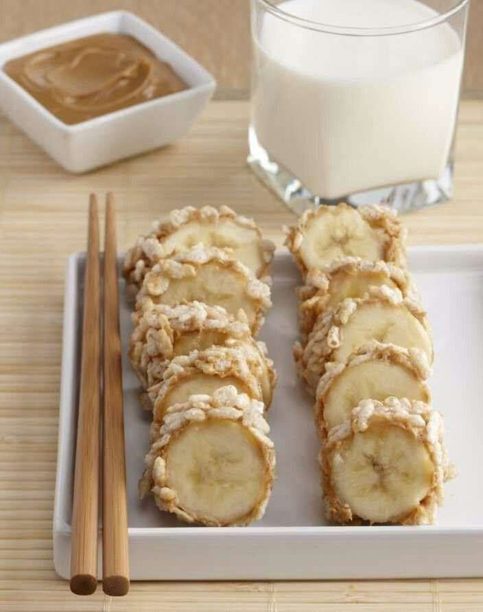 Banana rolls