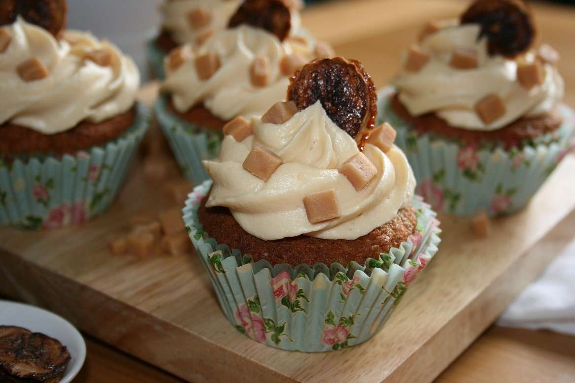Banoffee in versione cupcake