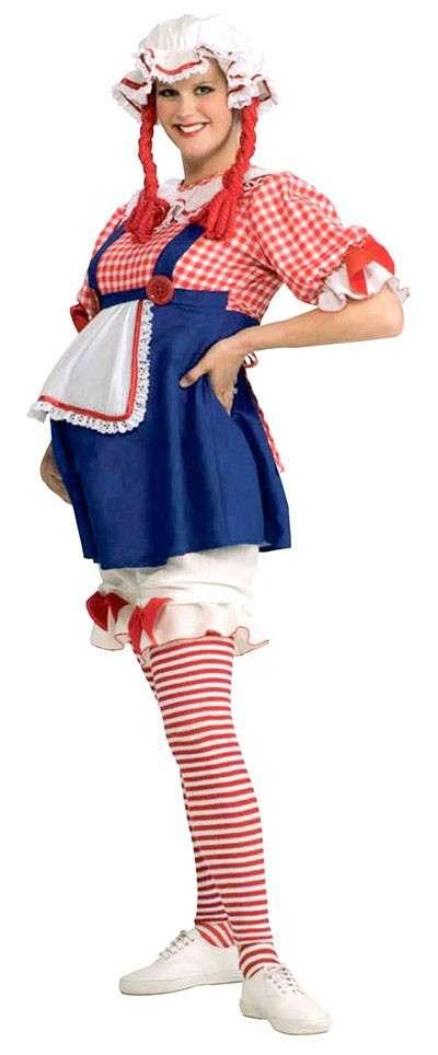 Costume premaman da bambola