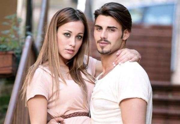 Francesco e Teresanna insieme affiatati