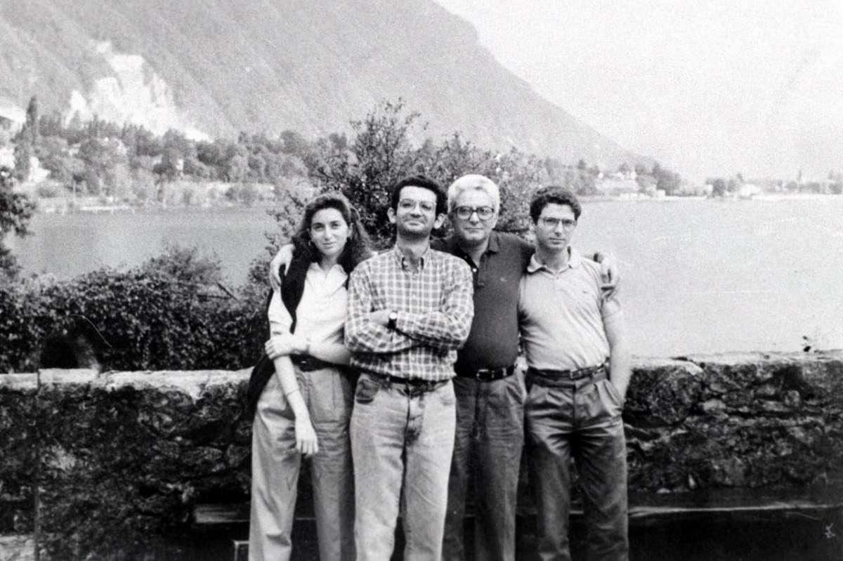 La famiglia Mattarella