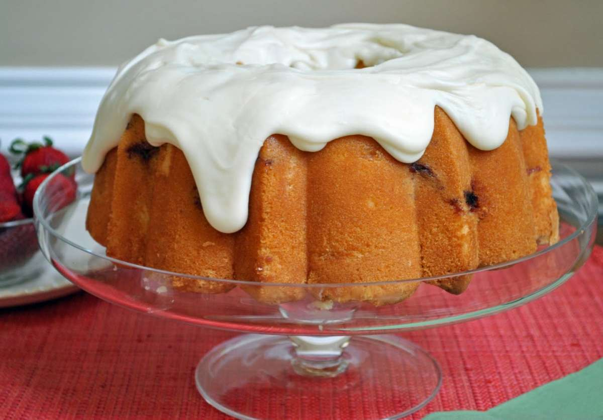 Pound cake con uvetta